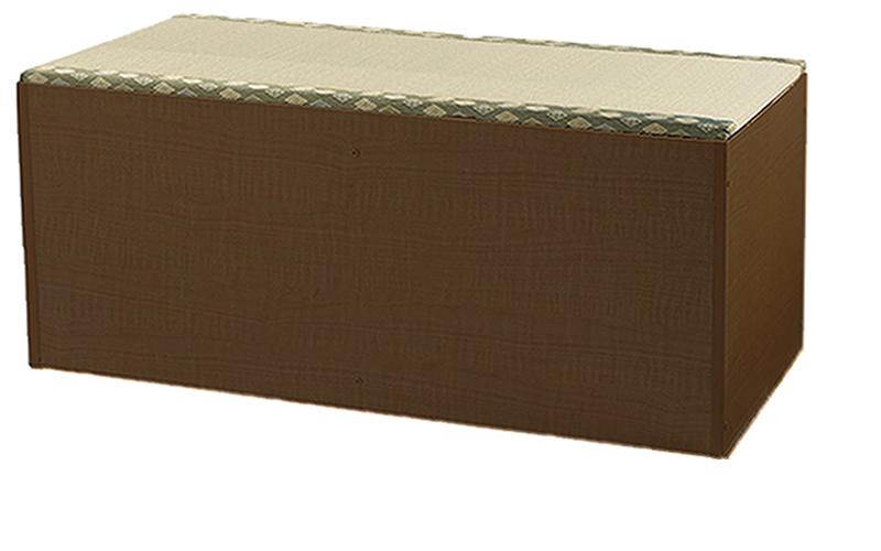 畳ベンチTB−120BR