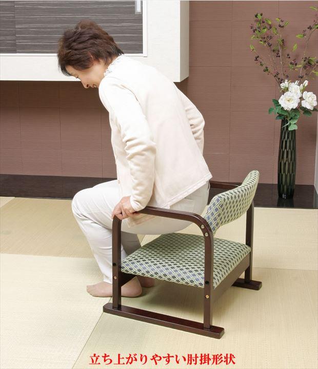 らくらく椅子の豪華版です