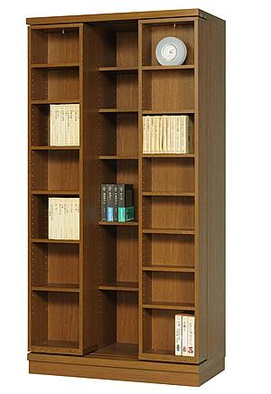 スライド書棚SAW90D